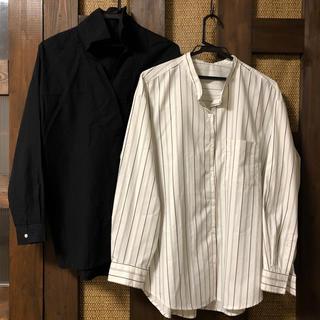 ジーユー(GU)のシャツ  二点⭐︎新品 未使用⭐︎(シャツ/ブラウス(半袖/袖なし))