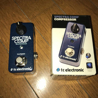 SpectraComp Bass Compressor(ベースエフェクター)