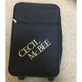 セシルマクビー(CECIL McBEE)の キャリーバッグ(スーツケース/キャリーバッグ)