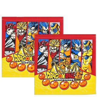 ドラゴンボール(ドラゴンボール)のハンドタオル 2枚組 ドラゴンボール超 (タオル/バス用品)