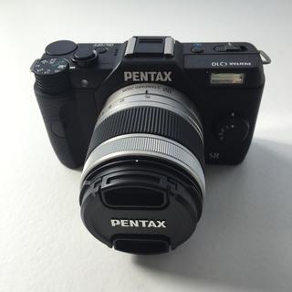 ペンタックス(PENTAX)の【値下げしました!】PENTAX Q10 ズームレンズキット(ミラーレス一眼)