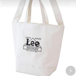 Lee - mini 4月号 付録 Lee トート