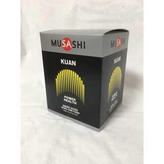 MUSASHI KUAN ムサシ クアン 45包入り (アミノ酸)