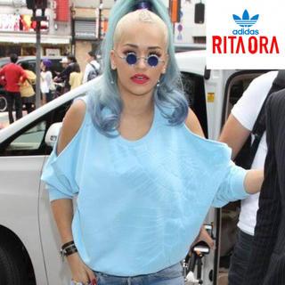 アディダス(adidas)のadidas Originals トップス Rita Ora リタオラ シャツ(トレーナー/スウェット)