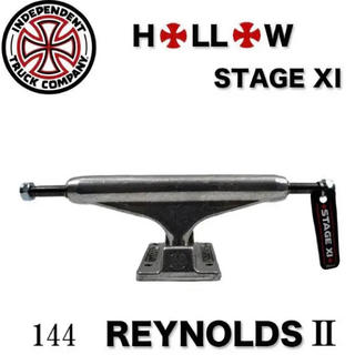 インディペンデント(INDEPENDENT)の新品 1個のみ 144 インディペンデント HOLLOW STAGE 11(スケートボード)