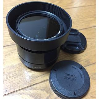 シグマ(SIGMA)のSIGMA 単焦点レンズ Art 19mm F2.8 DN (レンズ(単焦点))