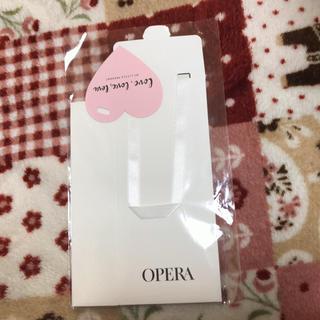 オペラ(OPERA)のオペラ OPERA ショップバッグ(口紅)