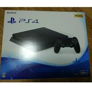 PlayStation4 - プレステ4 新品未開封品 ps4
