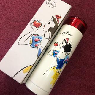 ディズニー(Disney)の新品未使用 白雪姫ステンレス製ボトル 水筒まほうびん 保温保冷二重構造お弁当箱(水筒)