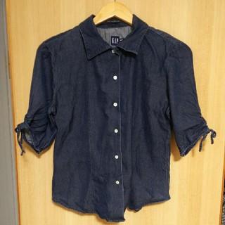 ギャップ(GAP)のGAPストレッチシャツ(シャツ/ブラウス(半袖/袖なし))