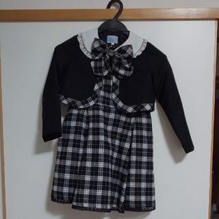 新品!入学式女の子フォーマル120サイズ(ドレス/フォーマル)