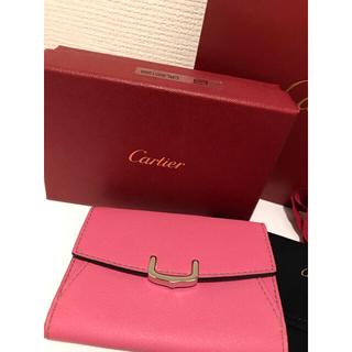カルティエ(Cartier)の正規品<新品・未使用>Cartier カードケース(名刺入れ/定期入れ)