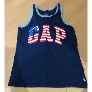 ギャップキッズ(GAP Kids)のGAP キッズタンクトップ(Tシャツ/カットソー)