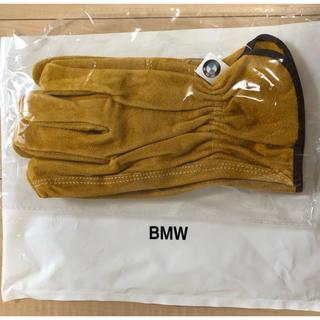 ビーエムダブリュー(BMW)のBMW  グローブ 手袋(手袋)