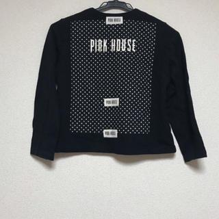 ピンクハウス(PINK HOUSE)のPINK HOUSE♡羽織り♡カーディガン♡S(カーディガン)