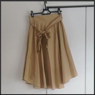 アルシーヴ(archives)のARCHIVES フレアスカート(ひざ丈スカート)