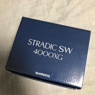 シマノ(SHIMANO)の早い者勝ち❗️ 新品未使用STRADIC SW 4000XG ストラディック(リール)