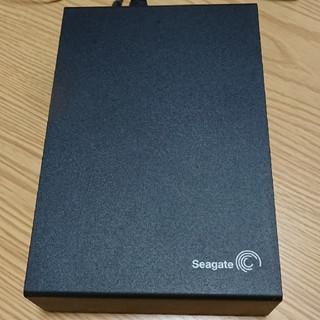 エレコム(ELECOM)の値下げ可 外付け ハードディスク 2TB エレコム SEAGATE(PC周辺機器)