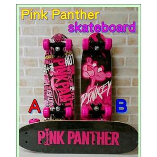 ピンクパンサー スケボー(スケートボード)