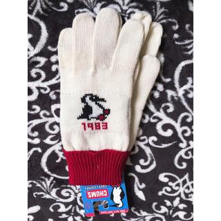 チャムス(CHUMS)のCHUMS 手袋  チャムス(手袋)