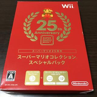 ウィー(Wii)のスーパーマリオコレクション スペシャルパック(家庭用ゲームソフト)