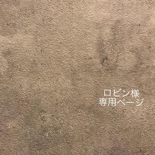 ロビン様 専用ページ(ブレスレット/バングル)
