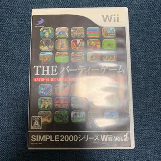 ウィー(Wii)のTHEパーティゲーム(家庭用ゲームソフト)
