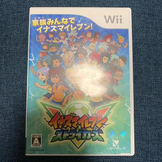 ウィー(Wii)のイナズマイレブンストライカーズ(家庭用ゲームソフト)
