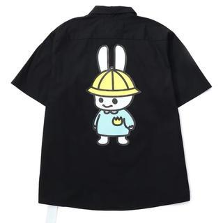 キューン(CUNE)の6th anniv. ワークシャツ(シャツ/ブラウス(半袖/袖なし))