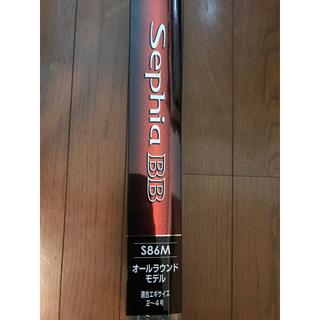 シマノ(SHIMANO)のシマノ セフィア bb S86M(ロッド)
