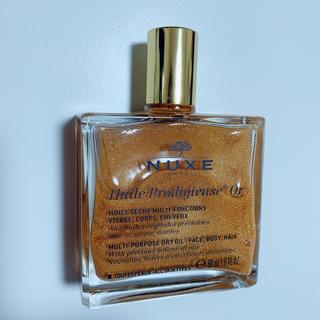 ニュクス(NUXE)プロディジュー ゴールド オイル 50mL(新処方)(ボディオイル)