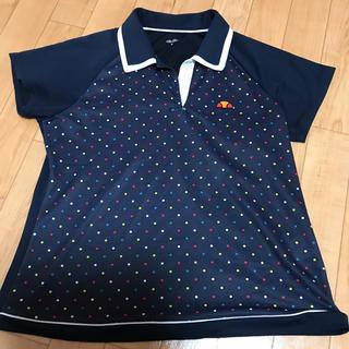 エレッセ(ellesse)のellesse ポロシャツ ゴルフ、テニス(ウエア)