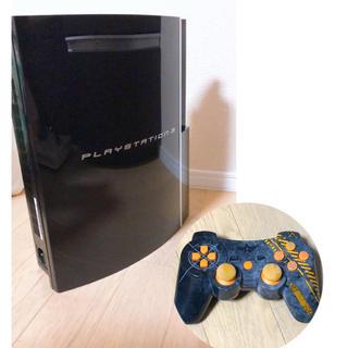 プレイステーション3(PlayStation3)のプレステ3 PS3 本体&コントローラー(家庭用ゲーム本体)