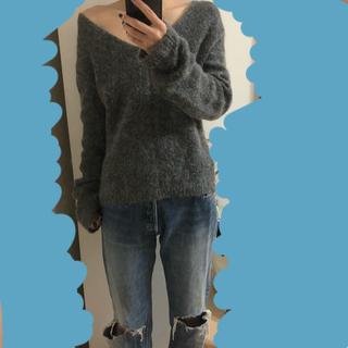 サンタモニカ(Santa Monica)のbank vintage ニット セーター (ニット/セーター)