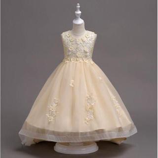 女の子フォーマルドレス ピアノ 発表会 入学式 キッズ 子供服 ドレス(ドレス/フォーマル)