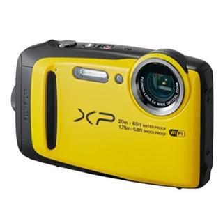FUJIFILM デジタルカメラ XP120 イエロー 防水 FX-XP120Y(コンパクトデジタルカメラ)