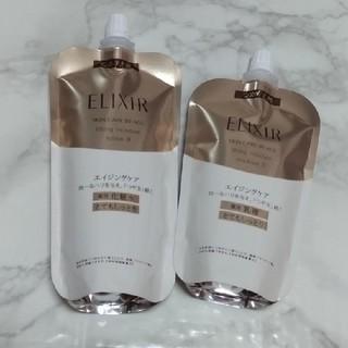 エリクシール(ELIXIR)のリフトモイストとてもしっとりセット詰め替え(化粧水 / ローション)