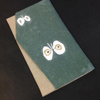 ミナペルホネン(mina perhonen)の袱紗 ふくさ ミナペルホネンhana hane生地使用のハンドメイド(その他)