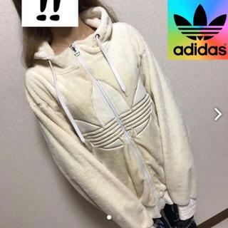 アディダス(adidas)の希少!アディダスオリジナルスパーカー(パーカー)