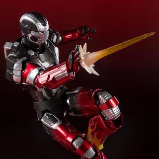 バンダイ(BANDAI)の【新品】S.H.Figuarts アイアンマン マーク22 ホットロッド(アメコミ)