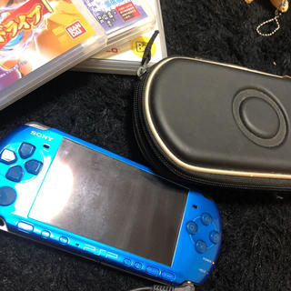 ソニー(SONY)のPSP2000(携帯用ゲーム本体)