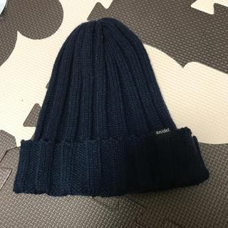 スナイデル(snidel)のニット帽(ニット帽/ビーニー)