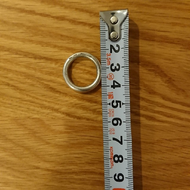 IOSSELLIANI(イオッセリアーニ)のイオッセリアーニ 5連リング レディースのアクセサリー(リング(指輪))の商品写真