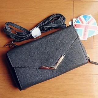 しまむら - 新品タグ付き インスタ人気 お財布ショルダー しまむら完売品 ショルダーバッグ