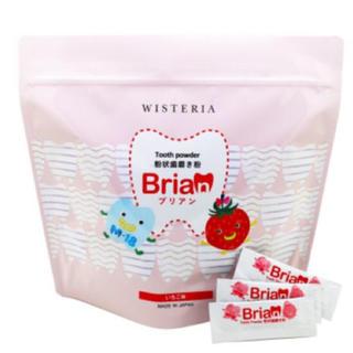 ブリアン歯みがき粉  60包入り(歯ブラシ/歯みがき用品)