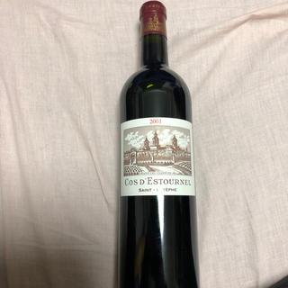 シャトーコスデストゥルネル 2001年(ワイン)