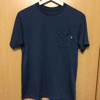 ザノースフェイス(THE NORTH FACE)のTHE NORTH FACE Tシャツ ネイビー(Tシャツ/カットソー(半袖/袖なし))