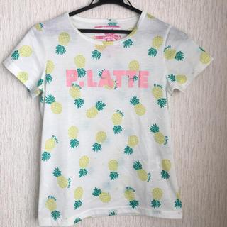 ピンクラテ(PINK-latte)のPINK-latte 160 Tシャツ(Tシャツ/カットソー)
