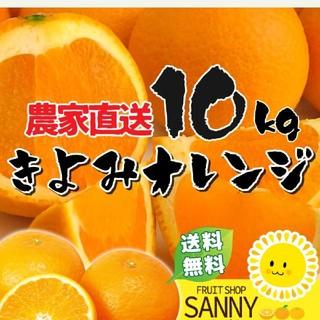 農家直送 1kg追加家庭用 訳ありきよみオレンジ11kg