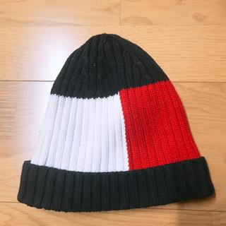 トミーヒルフィガー(TOMMY HILFIGER)のニット帽 ニットキャップ TOMMY HILFIGER(ニット帽/ビーニー)